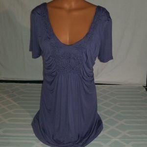 BKE Boutique Shirt/Top size Large